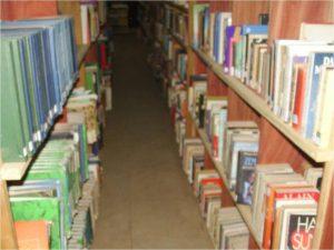 Biblioteca scuola Cameroon