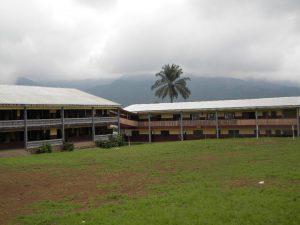 Due dei Quattro edifici adibiti a Scuola