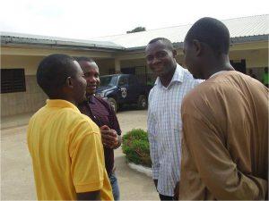 Insegnanti scuola Cameroon