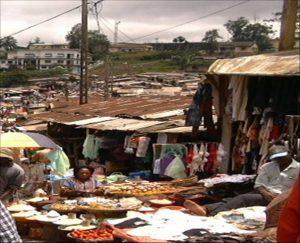 mercato Cameroon